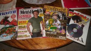 Revistas Usadas En Buen Estado. (físicos) Con Cd Incluido