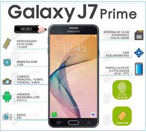 Samsung Galaxy J7 Prime G610f/ds 32 Gb 3gb Ram, Dual Sim