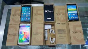 Samsung Galaxy S5 Sm-g900a 16 Gb 16mp, Liberados