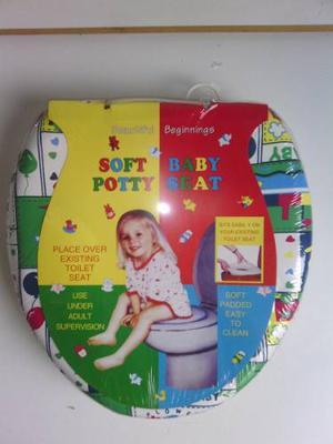Tapa Reductora De Pocetas Acolchada Para Niños Y Niñas