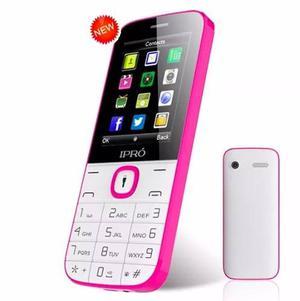 Teléfono Celular Ipro I324f Doble Sim Mp3 Cámara Video