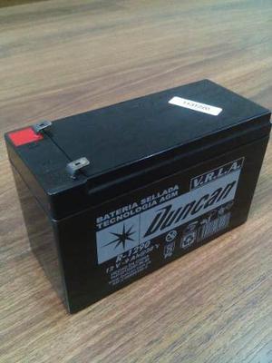 Batería Pila 12v 9ah. 6 Meses De Garantía. I.v.a Incluido.