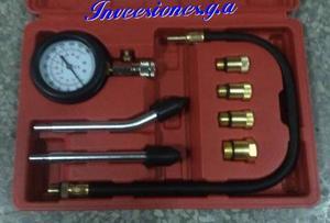 Medidor De Compresión Para Motores A Gasolina...kit De 8 Pz