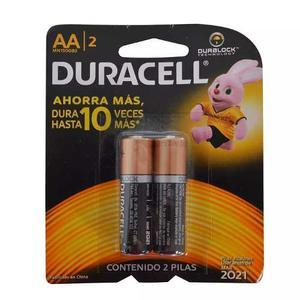 Pilas Alcalinas Aa Duracell 1.5v