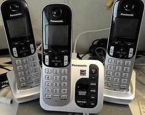 Telefono Inalambrico Panasonic Kx-tgca21