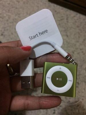 Ipod Shuffle 2 Gb 4ta Generación Nuevo Original