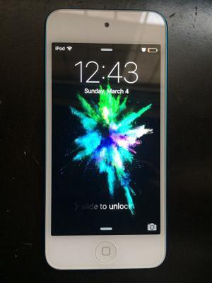 Ipod Touch 5 32 Gb Casi Nuevo