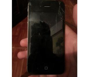 Vendo o Cambio Iphone 4s bloqueado por itunes