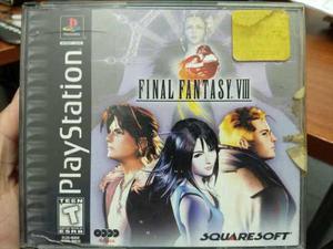 Final Fantasy Xiii Original Para Ps 1. Juego De Colección