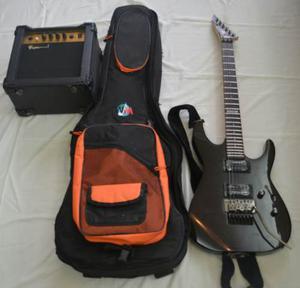 Guitarra Eléctrica Ltd M-100fm