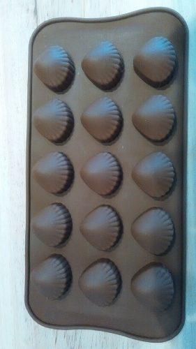 Moldes De Silicón Para Chocolates Y Bombones