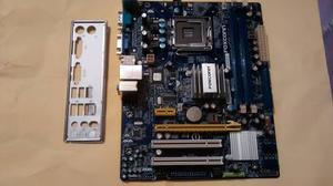 Tarjetas Madre Foxconn G41 Mxe-v Ddr3 Procesador Dual Core