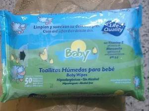 Toallas Húmedas Para Bebè Al Mayor