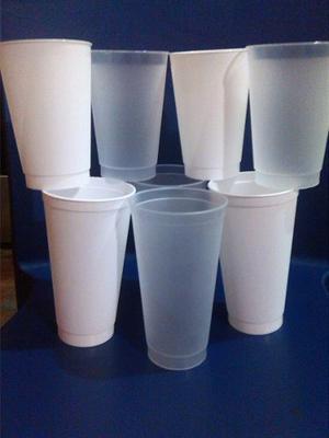 Vasos Licoreros Plasticos 16oz Y 12 Oz Y 10 Oz