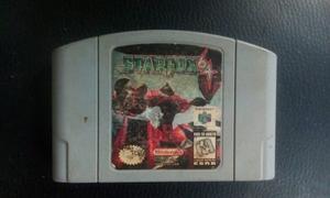Case De Nintendo 64 Star Fox