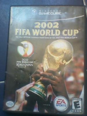 Fifa World Cup  Original Para Nintendo Gamecube