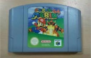 Juego De Mario Bros Para Nintendo 64 N64