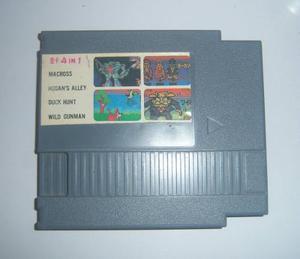 Juego De Nintendo Nes 4 En 1