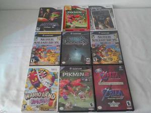 Juegos Gamecube Y Wii Para Cambio O Venta