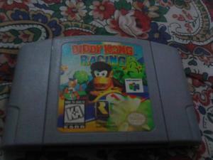 Juegos Nintendo 64 Donkey