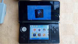 Nintendo 3ds Con Circle Pad Pro Y Muchos Juegos Incluidos