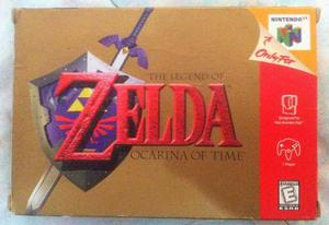 Nintendo 64 - The Legend Of Zelda: Ocarina Of Time