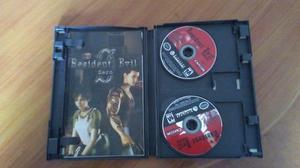 Nintendo Game Cube Resident Evil 0