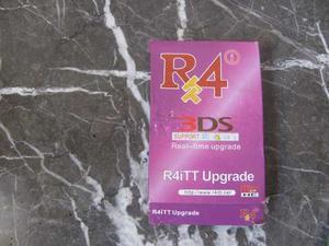 R4 Para Consolas De Video Juego Dsi Y 3ds