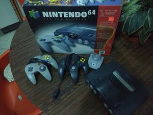 Vendo Nintendo 64