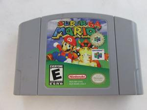 Video Juego Nintendo 64 Super Mario