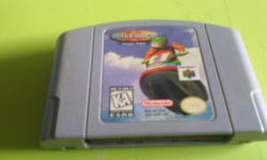 Wave Race Cassette De Juego Para Nintendo 64.