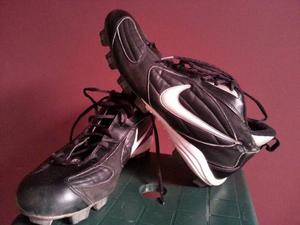 Zapatos Tacos Nike Sóftbol Béisbol, Talla 45.5, Poco Uso