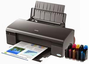 Impresora Epson C110 Con Sistema Continuo