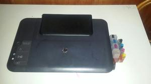 Impresora Multifuncional Hp  Con Sistema Tinta Continua