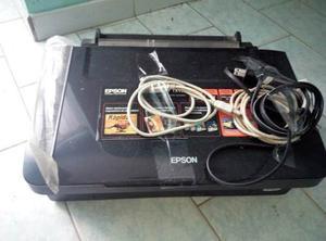 Multifuncional Epson Tx110 Con Sistema De Tinta Continua