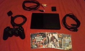 Playstation 2 Como Nuevo. Ps2