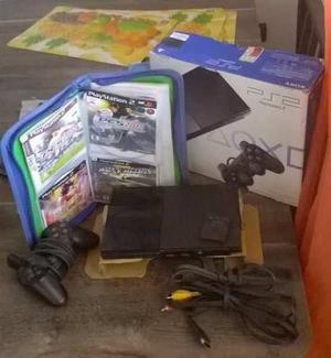 Playstation 2 Slim Lente Dañado Play 2