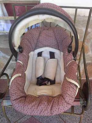 Porta Bebe Happy Baby Poco Uso Como Nuevo