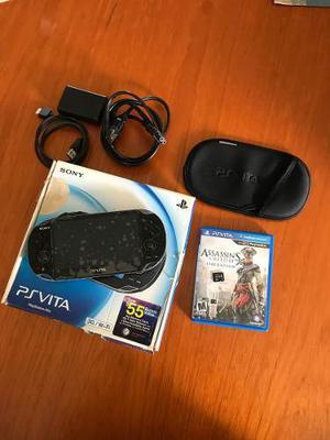 Ps Vita Sony 3g / Wifi Con Un Juego Y Memoria 8 Gb