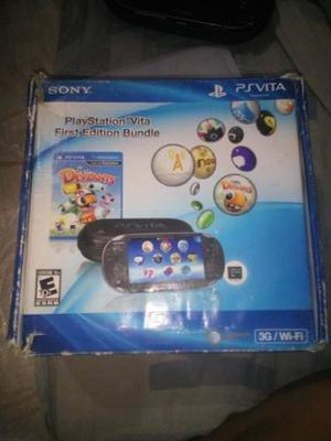 Psvita Sony Original + Memoria De 4gb Poco Uso