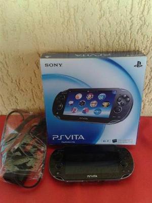 Psvita Sony Usado En Perfecto Estado