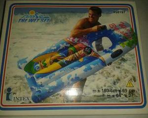 Tabla De Surf Inflable De 163 Cm Marca Intex
