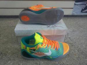 Zapatos Botas Nike Kobe Bryant Elite 9 Low Para Caballero
