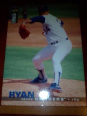 Barajita De Beisbol Mlb Nolan Ryan
