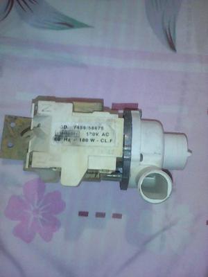 Bonba De Desague Dela Lavadora General Electri Y De Mabe