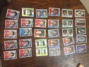Cartas De Coleccion Mundial De Futbol