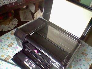 Impresora Multifuncional Hp D110 Con Cartuchos