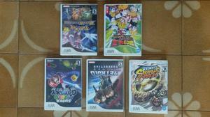 Juegos De Wii Usados En Excelente Estado