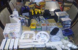 Juegos Para Nintendo 64, Game Cube, Video Consolas Etc...