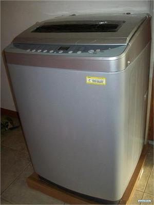 Lavadora Automatica 12 Kilos Haierss